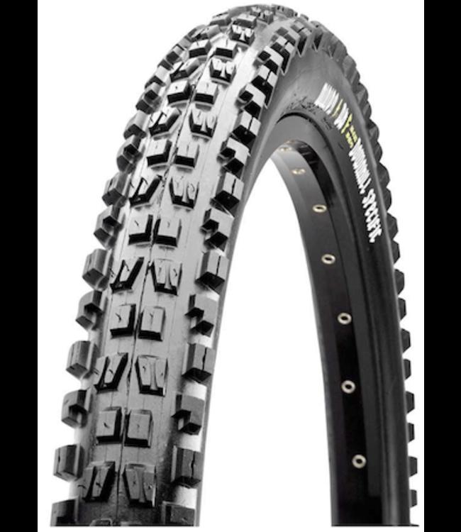 Maxxis Maxxis, Minion DHF, Tire, 26''x2.50, Wire, Clincher, 3C Maxx Grip, 2-ply, 60TPI, Black