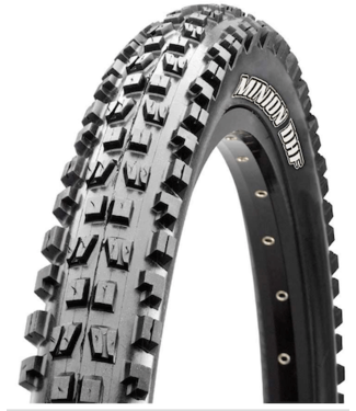 Maxxis Maxxis, Minion DHF, Tire, 29''x2.50, Folding, Tubeless Ready, 3C Maxx Terra, EXO+, Wide Trail, 120TPI, Black
