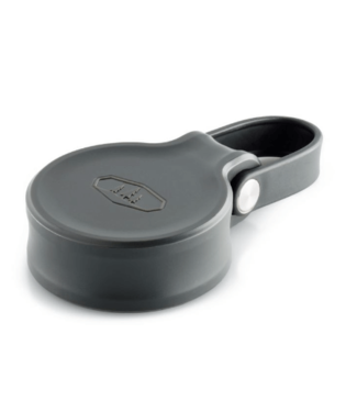 GSI Outdoors GSI Outdoors, Microlite 500 Flip Lid, Black