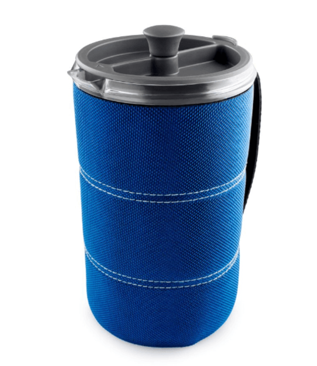 GSI Outdoors GSI Outdoors, 30oz Java Press, Blue