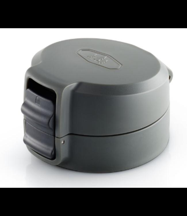 GSI Outdoors GSI Outdoors, Microlite 720 Flip Lid, Black