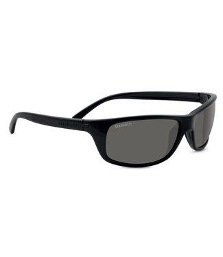 Bolle Serengeti, Bormio Sunglasses Polarized, Shiny Black