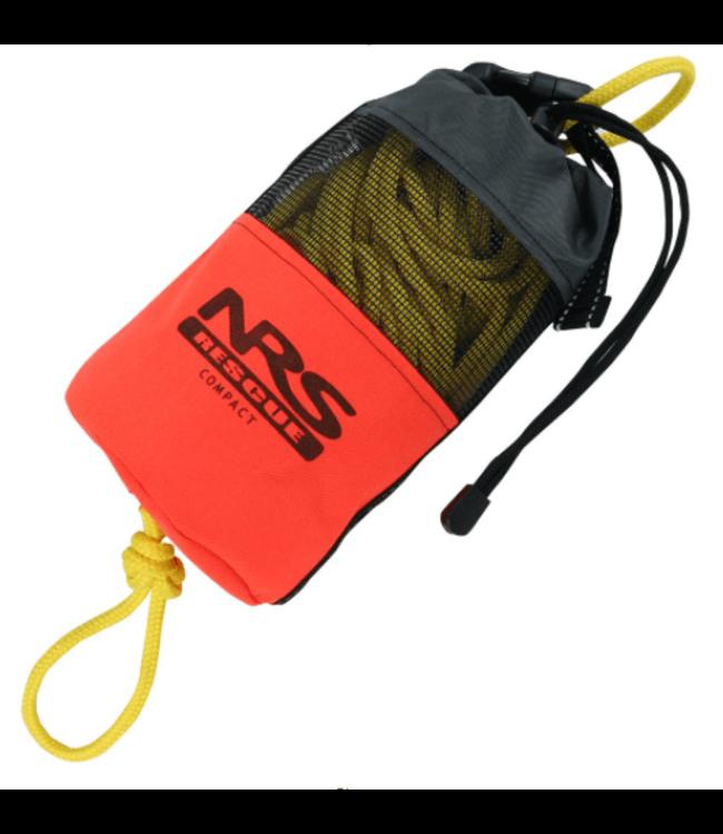NRS, Compact Rescue Throw Bag, Orange
