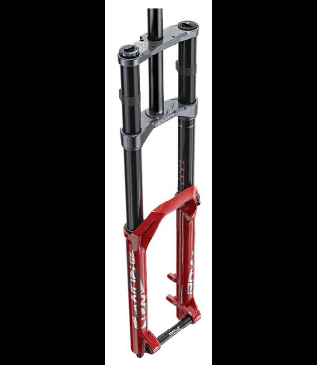 RockShox RockShox, BoXXer Ultimate C2, Suspension Fork, 27.5'', DebonAir, 200mm, 1-1/8'', 20x110mm Boost TA, Rake: 46mm, Red