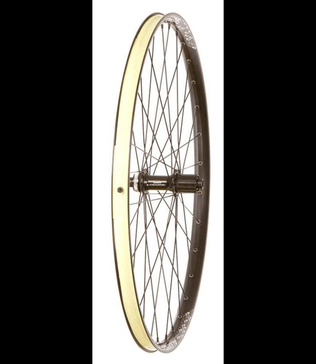 Wheel Shop, Alex MD27/ Shimano M6010 Boost 29'', Wheel, Rear, 29'' / 622, Holes: 32, 12mm TA, 148mm, Disc Center Lock, Shimano HG