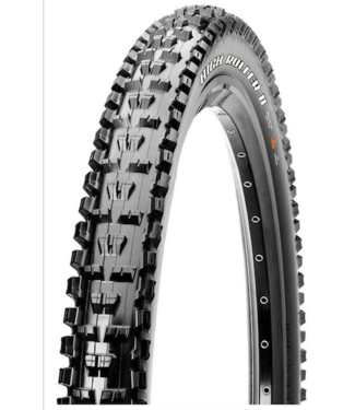 Maxxis Maxxis, High Roller ii, Tire, 27.5''x2.50, Folding, Tubeless Ready, 3C Maxx Terra, Double Down, Wide Trail, 120x2TPi, Black