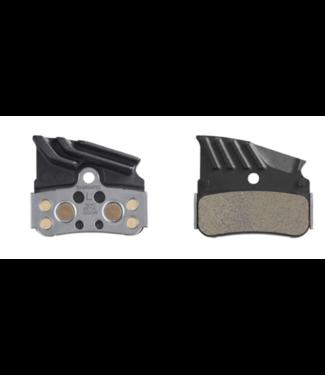 Shimano Shimano, N04C, Disc Brake Pads, Shape: Shimano N-Type, Metallic, Pair