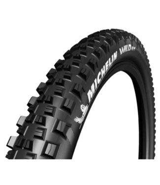 Michelin, Wild AM Comp, Tire, 29''x2.35, Folding, Tubeless Ready, GUM-X, 60TPI, Black