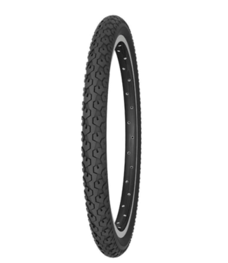 Michelin, Country Junior, Tire, 16''x1.75, Wire, Clincher, 22TPI, Black