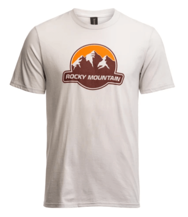 Rocky Mountain Bicycles Rocky Mountain, Dots Logo T-Shirt