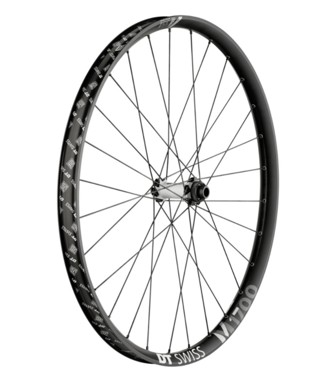 DT Swiss, M 1700 Spline Two 650B/27.5' F CL 35 15/100 Wheel