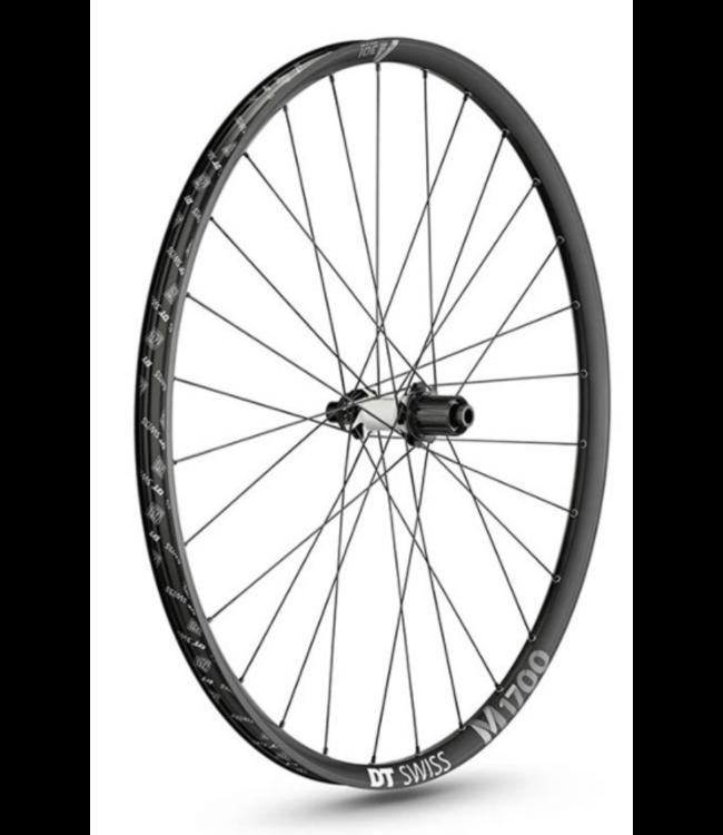 "DT Swiss, M 1700 Spline 29"" R CL 30 12/148 SRAM Wheel, Black"