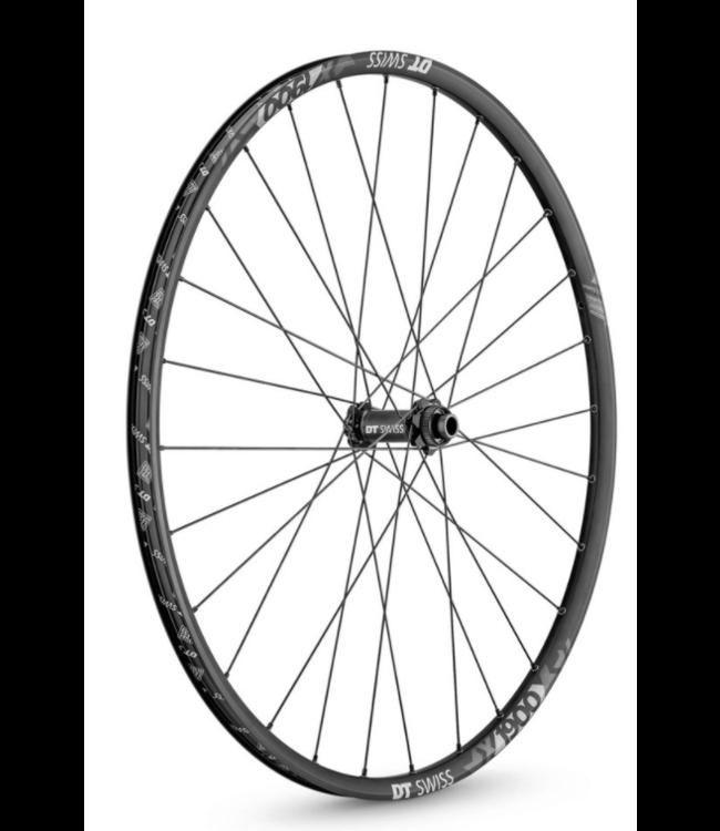 """DT Swiss, X 1900 Spline 27.5"""" F CL 225 15/110 Wheel, Black"""