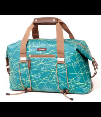 PO PO, Bike Share Bag, Emerald