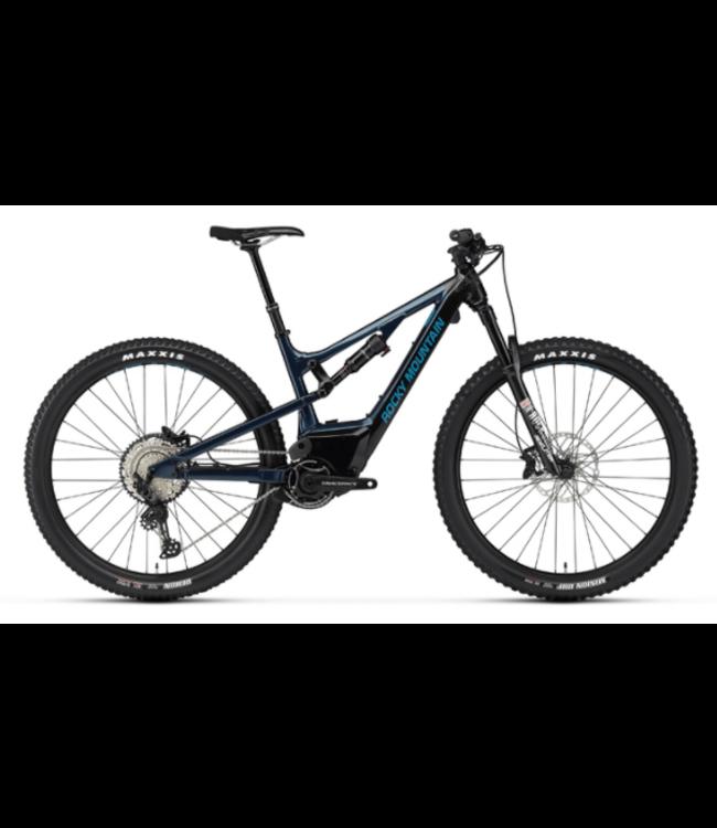 Rocky Mountain Bicycles Rocky Mountain, Instinct Powerplay A50 2020, Blue/Black, L