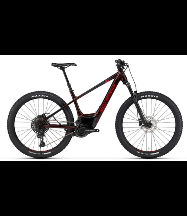 Rocky Mountain Bicycles Rocky Mountain, Growler 30 Powerplay 2020, Red/Black, M