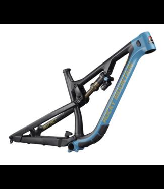 Rocky Mountain Bicycles Rocky Mountain, Instinct Carbon BC Edition Frameset 2020, Blue/Gold, XL