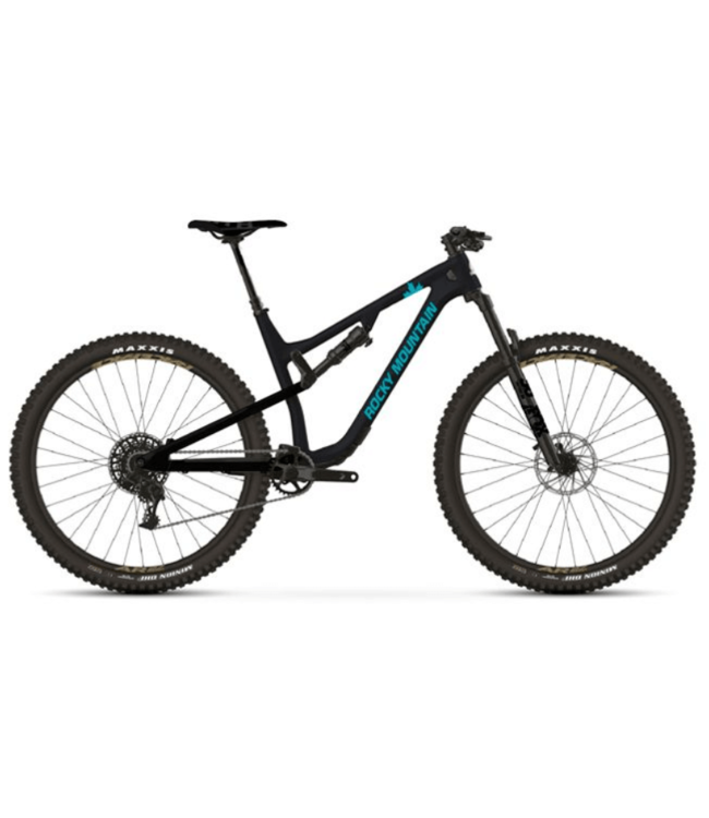Rocky Mountain Bicycles Rocky Mountain, Instinct A70 BC Ed Special Ed 2020, Black/Blue, M