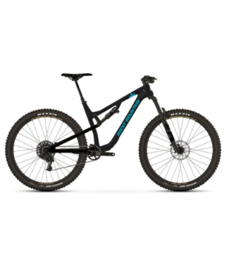 Rocky Mountain Bicycles Rocky Mountain, Instinct C50 BC Ed, Custom, 2020, Black/Blue, M