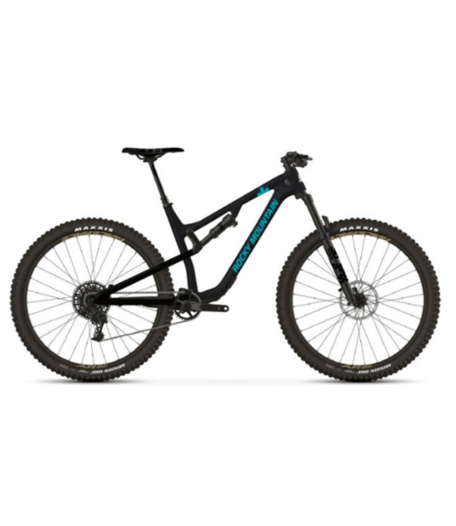 Rocky Mountain Bicycles Rocky Mountain, Instinct A50 BC Ed Special Ed 2020, Black/Blue, M