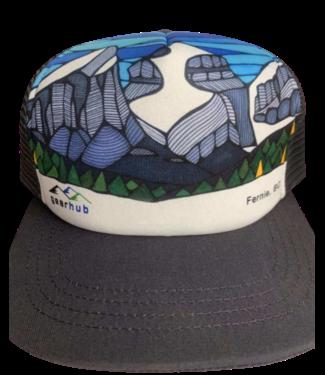 Gearhub GearHub, 3 Sisters Trucker Hat / Multi