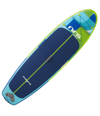 NRS, Mayra Inflatable SUP Board, 10.4, Green/Blue