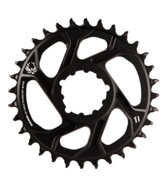 SRAM Sram, X-Sync, 6mm offset, SUPERBOOST, 38T, 12sp., BCD: Direct Mount, Single Chainring
