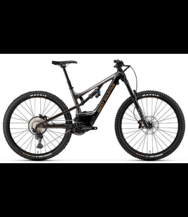 Rocky Mountain Bicycles Rocky Mountain, Instinct Powerplay A50 BC Edition 2021 Grey/Black M