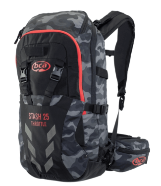 BCA BCA, Stash Throttle 25L Backpack