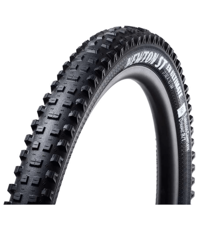 Goodyear, Newton-ST, Tire, 27.5''x2.40, Folding, Tubeless Ready, Dynamic:R/T, EN Ultimate, 240TPI, Black