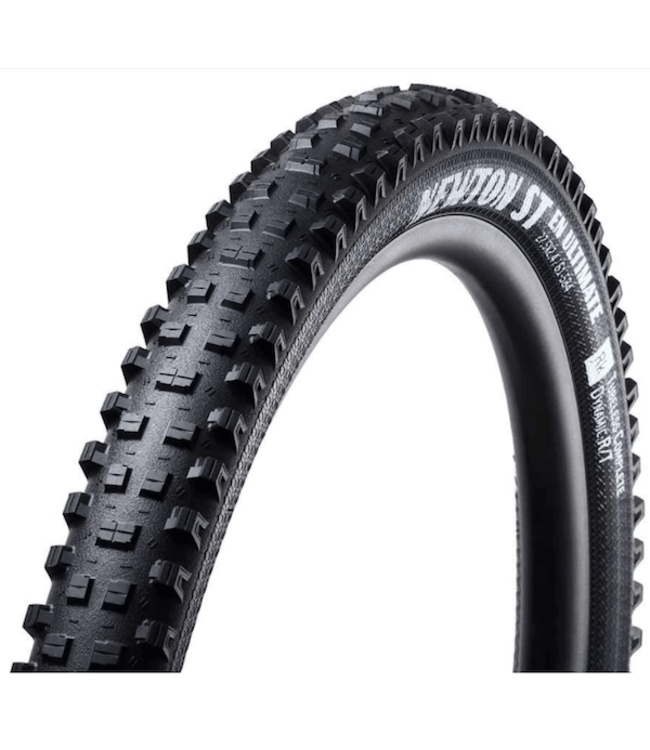 Goodyear, Newton-ST, Tire, 27.5''x2.60, Folding, Tubeless Ready, Dynamic:RS/T, DH Ultimate, 240TPI, Black