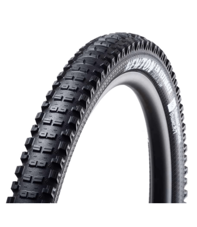 Goodyear, Newton, Tire, 27.5''x2.60, Folding, Tubeless Ready, Dynamic:RS/T, DH Ultimate, 240TPI, Black