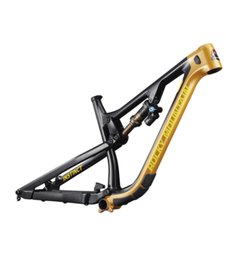 Rocky Mountain Bicycles Rocky Mountain, Instinct Carbon BC Edition Frameset 2020, Gold/Yellow, M