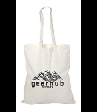 Gearhub GearHub, Cotton Tote Bag, Beige