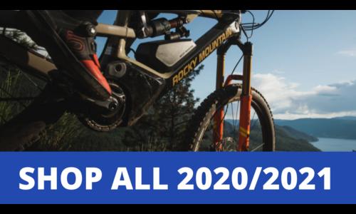 2020/2021 Bikes