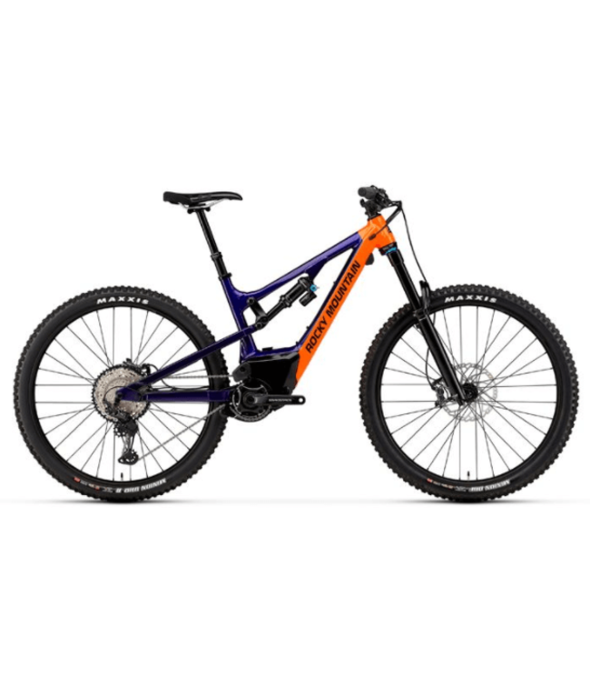 Rocky Mountain Bicycles Rocky Mountain, Instinct Powerplay A70 BC Edition 2021, Orange/Purple, L