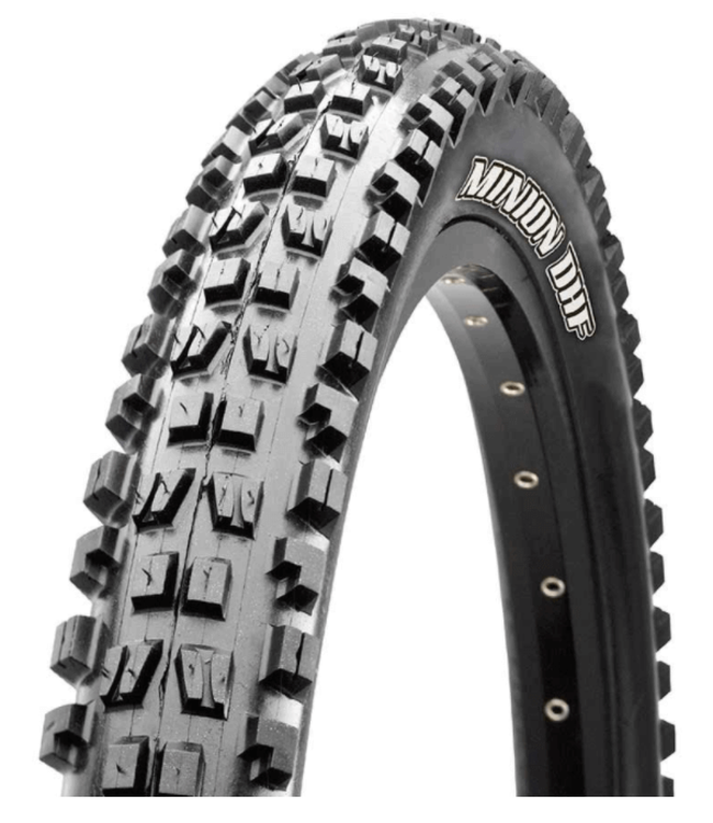 Maxxis Maxxis, Minion DHF, Tire, 29''x2.60, Folding, Tubeless Ready, 3C Maxx Terra, EXO+, Wide Trail, 120TPI, Black