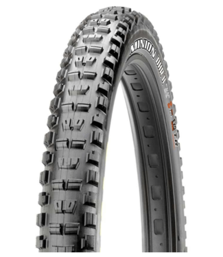 Maxxis Maxxis, Minion DHR2, Tire, 27.5''x2.30, Folding, Tubeless Ready, 3C Maxx Terra, Double Down, 120x2TPI, Black