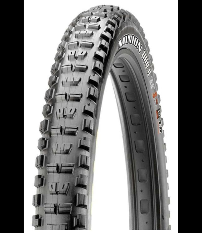 Maxxis Maxxis, Minion DHR2, Tire, 29''x2.40, Folding, Tubeless Ready, 3C Maxx Grip, 2-ply, Wide Trail, 60TPI, Black