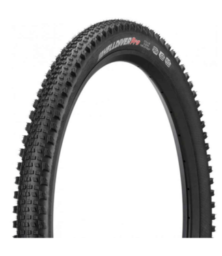 Kenda, Helldiver, Tire, 27.5''x2.40, Folding, Clincher, RSR, KVS, 60TPI, Black