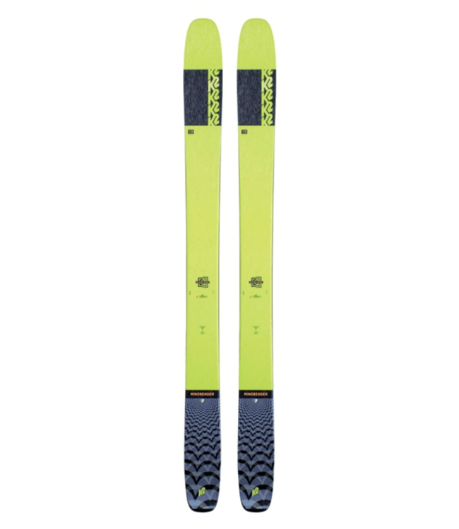 K2 K2, Mindbender 115 C Alliance 2021, Yellow/Gray