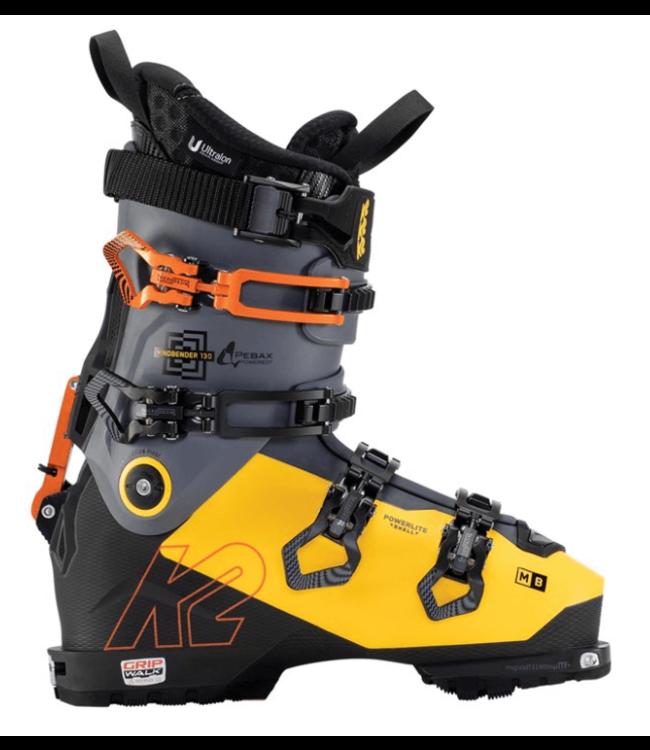 K2 K2, Mindbender 130 GW 2022, Yellow/Gray/Black