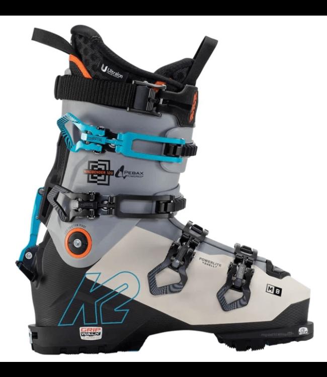 K2 K2, Mindbender 120 GW 2021, Gray/Black