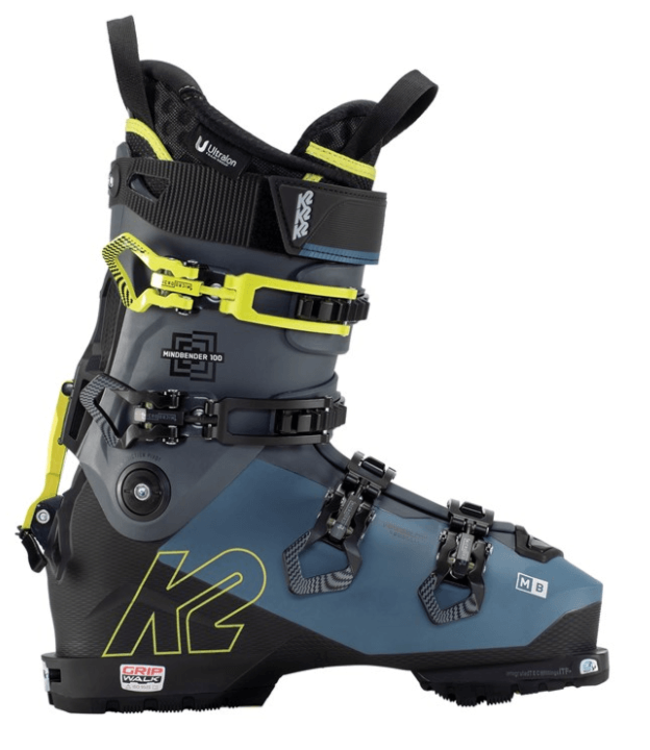 K2 K2, Mindbender 100 GW 2021, Blue/Gray/Black