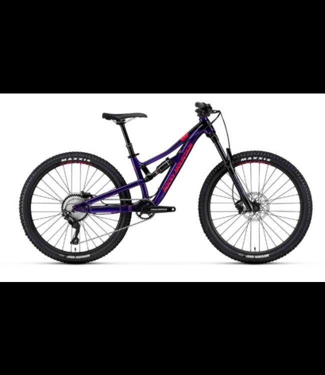 Rocky Mountain Bicycles Rocky Mountain, Reaper 26 2021, Purple Black