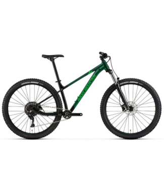 Rocky Mountain Bicycles Rocky Mountain, Growler 20 2021, Black/Green, M