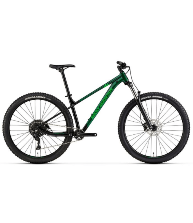 Rocky Mountain Bicycles Rocky Mountain, Growler 20 2021, Black/Green, M