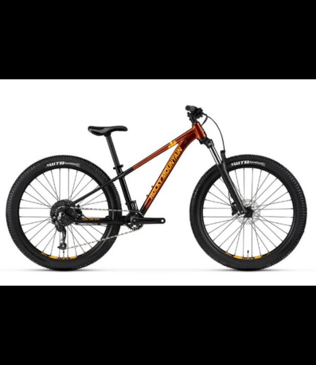 Rocky Mountain Bicycles Rocky Mountain, Growler Jr 26 2021, Black/Brown