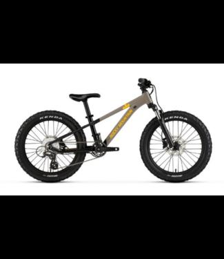 Rocky Mountain Bicycles Rocky Mountain, Growler Jr 20 2021, Black/Beige