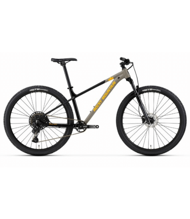 Rocky Mountain Bicycles Rocky Mountain, Fusion 40 2021, Black/Beige, M